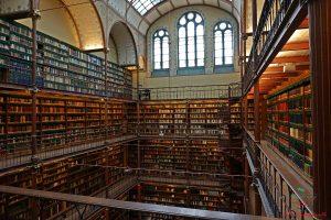 Biblioteca del Rijksmuseum.