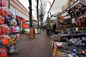 Waterlooplein Market di Amsterdam è una delle tappe da non perdere se si vuole visitare amsterdam in 4 giorni.