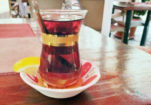 tè in stile turco
