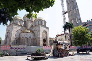 chiesa di madre teresa a skopje