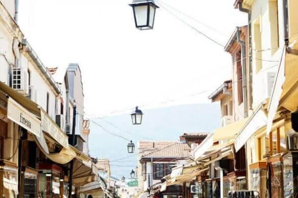 cosa vedere a skopje: old bazar