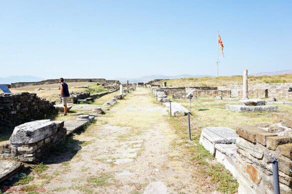 il sito archeologico di stobi è una delle cose da vedere vicino a skopje