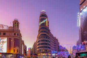 madrid è una delle capitali europee da visitare in inverno