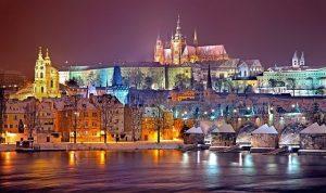 praga è una delle capitali europee da visitare in inverno