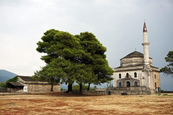 cosa vedere a ioannina: Fethiye Mosque