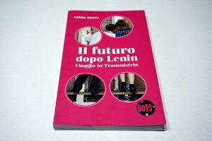 copertina del libro sulla transnistria il futuro dopo lenin