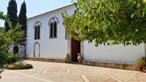 tra le cose da vedere a lefkada c'è il monastero fanaromeni