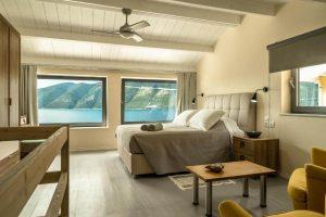 Sappho Boutique Suites è uno degli hotel dove alloggiare a lefkada. Foto da Booking.com.