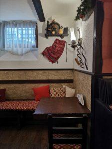 izbata tavern è un posto dove mangiare vegetariano a sofia