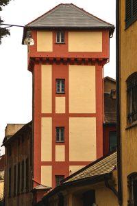 Torre di Villa Dufour di Ponente. © Ascovil.