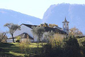 chiesa san giovanni isola comacina. LigaDue / CC BY-SA (https://creativecommons.org/licenses/by-sa/4.0)
