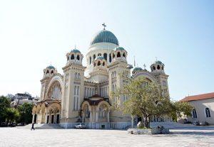 Basilica di Sant'Andrea da vedere a Patrasso
