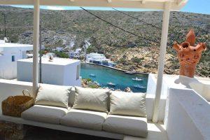 terrazzo del sifnos sea lovers vacancy. Foto da Booking.com.