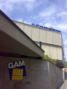 la gam è uno dei musei da visitare a torino. Stefania Bini / CC BY-SA (https://creativecommons.org/licenses/by-sa/4.0)