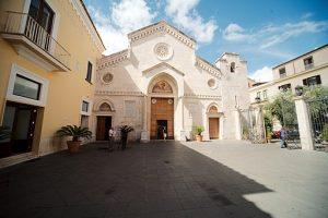 Duomo di Sorrento. User:MatthiasKabel / CC BY-SA (https://creativecommons.org/licenses/by-sa/3.0)