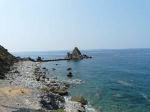 spiaggia di riva trigoso. Davide Papalini / CC BY-SA (https://creativecommons.org/licenses/by-sa/3.0)