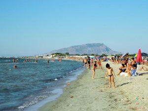 spiaggia di marausa, una delle spiagge vicino a trapani