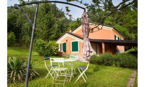 casa nel verde a borzonasca, liguria, perfetto per le vacanze nel bosco