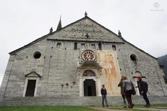 chiesa di san gaudenzio a baceno