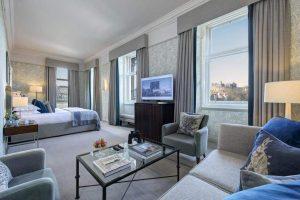 balmoral hotel, hotel di edimburgo più famoso dove alloggiare