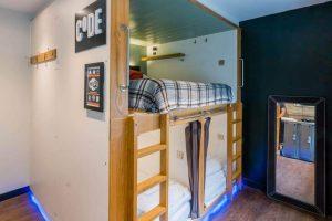 code pod hostels, ostello dove dormire a edimburgo