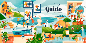 immagine esemplificativa del progetto guido tour sharing