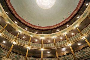 teatro giordano di foggia