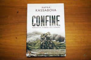 copertina di confine di kassabova