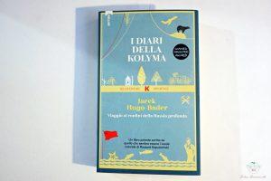 copertina de i diari della kolyma, uno dei migliori libri sulle repubbliche ex sovietiche