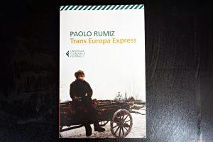 copertina trans europa express di paolo rumiz