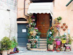finalborgo ingresso abitazione fiorito