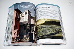 pagina del libro destinazione italia dedicata a sperlonga
