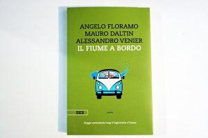 copertina del libro il fiume a bordo