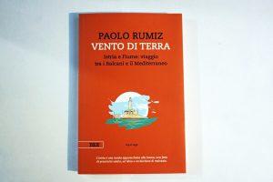 copertina del libro vento di terra di rumiz, uno dei migliori libri sui balcani