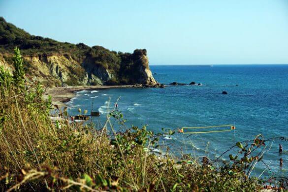 plazhi portez, una delle migliori spiagge di durazzo