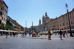 piazza navona, tappa da non perdere per visitare roma in 1 giorno