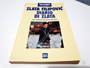 copertina del Diario di Zlata