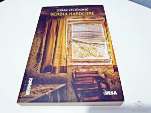 copertina serbia hardocore di velickovic, uno dei libri sulla guerra in Jugoslavia da leggere