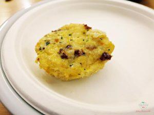 minifrittatina di riso, ricetta con avanzi di veronica geraci