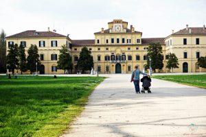 Il Parco Ducale di Parma.