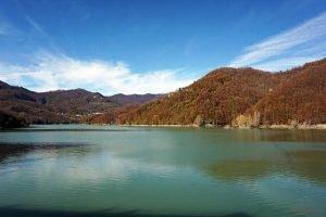 lago del brugneto