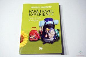 copertina di papà travel experience di beppe lamberto
