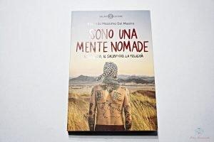 copertina di sono una mente nomade di edoardo massimo del mastro, uno dei libri di travel blogger