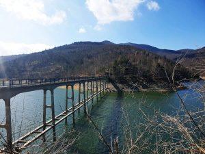 ponte di manfrin lago di osiglia