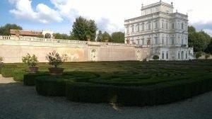 giardino di villa pamphilj, uno dei posti da vedere a roma gratis