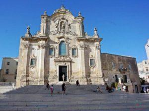 Chiesa di San Francesco d'Assisi matera