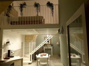 sasso bianco, appartamento dove alloggiare a matera