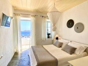 niriedes hotel dove dormire a sifnos. Foto da booking.com