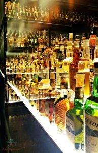collezione del the scotch whisky experience di edimburgo