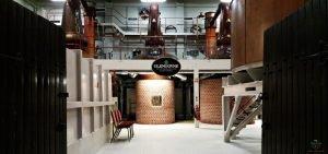distilleria glengoyne durante un tour del whisky con partenza da edimburgo